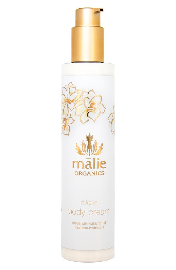 Alternate Image 1 Selected - Malie Organics Pikake Organic Body Cream