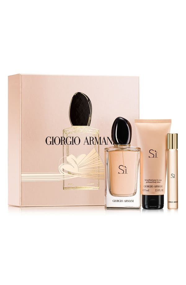 Alternate Image 1 Selected - Giorgio Armani 'Sì' Set (Limited Edition) ($167 Value)