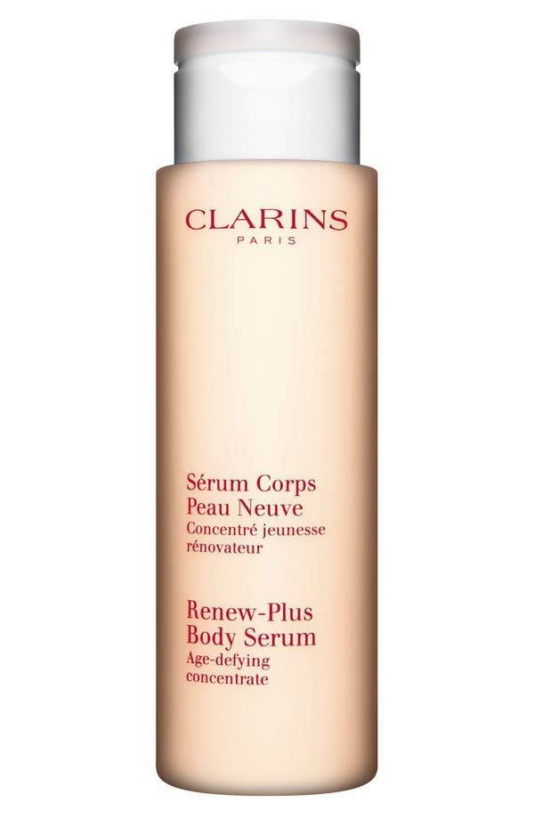 Alternate Image 1 Selected - Clarins 'Renew-Plus' Body Serum