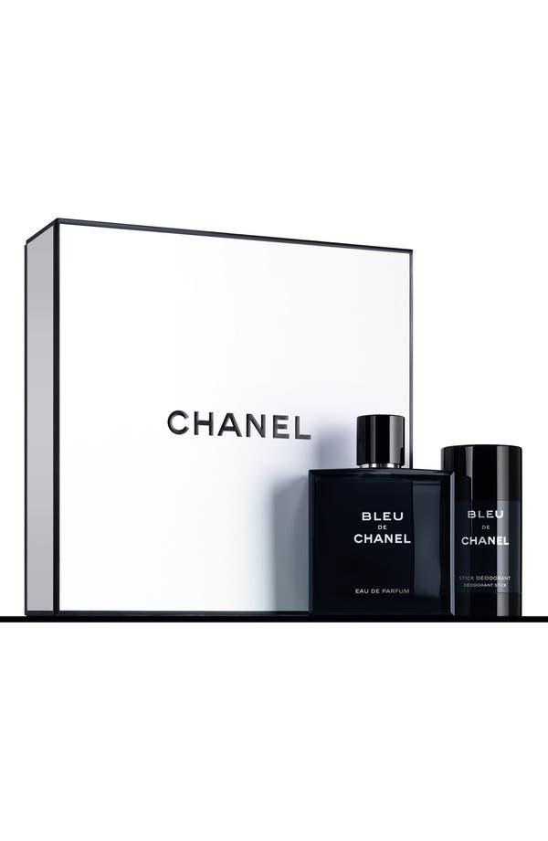 Alternate Image 1 Selected - CHANEL BLEU DE CHANEL  Eau de Parfum Duo (Limited Edition)