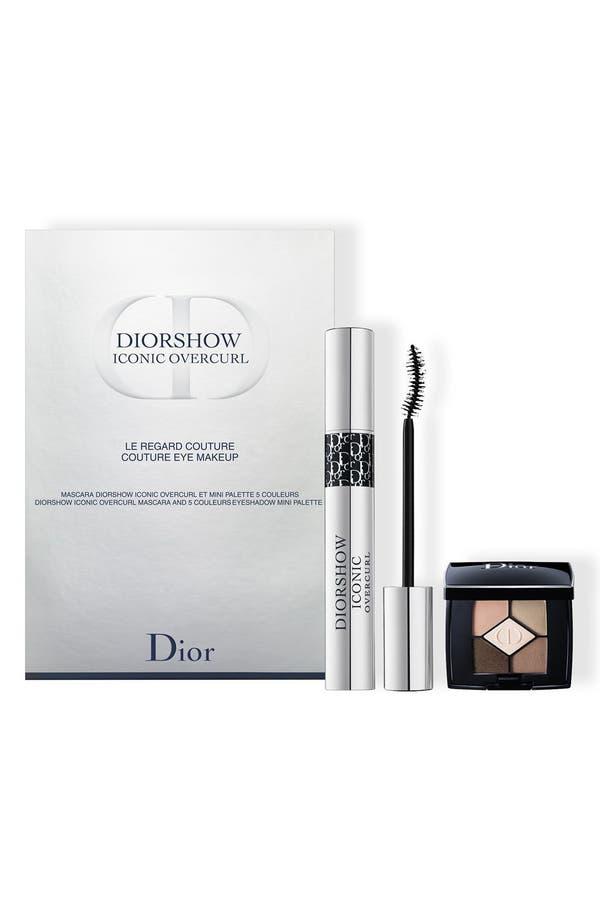 Alternate Image 2  - Dior Diorshow Iconic Overcurl Mascara & Eyeshadow Palette
