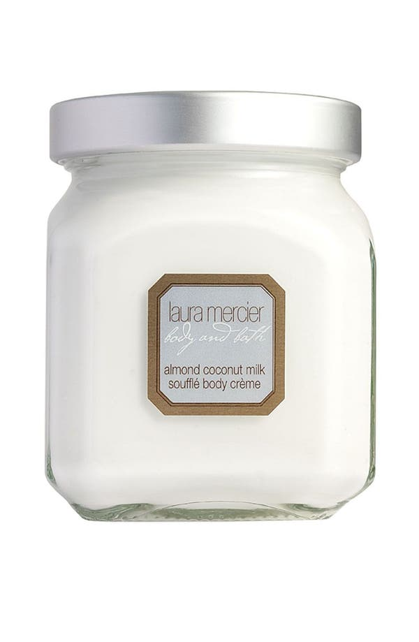 LAURA MERCIER 'Almond Coconut Milk' Soufflé Body Crème