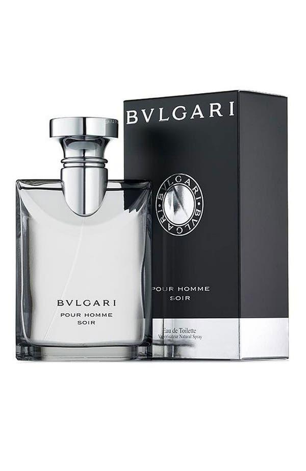 Main Image - BVLGARI pour Homme 'Soir' Eau de Toilette Spray