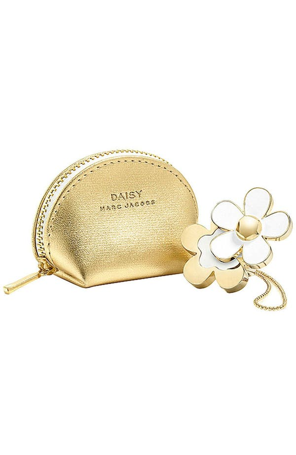 Alternate Image 1 Selected - MARC JACOBS 'Daisy' Solid Perfume Ring
