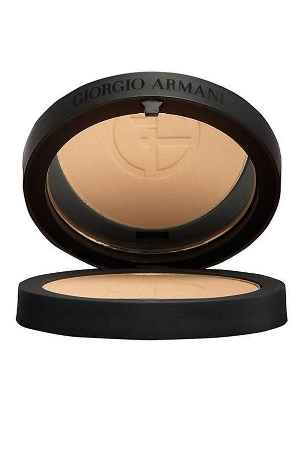 Alternate Image 1 Selected - Giorgio Armani Luminous Silk Powder