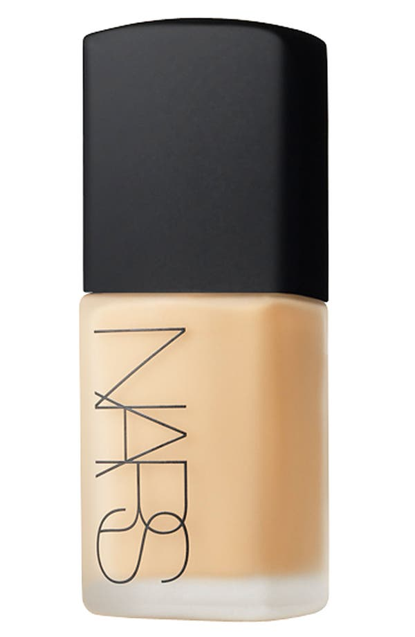 Alternate Image 1 Selected - NARS Sheer Matte Foundation