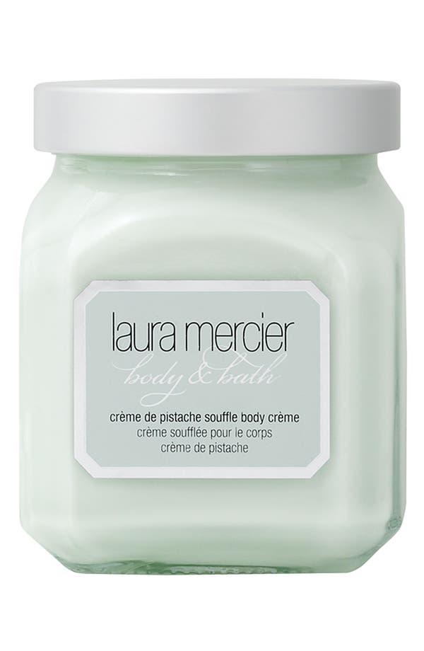 Main Image - Laura Mercier 'Crème de Pistache' Souffle Body Crème