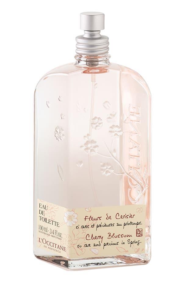 Alternate Image 1 Selected - L'Occitane 'Cherry Blossom' Eau de Toilette