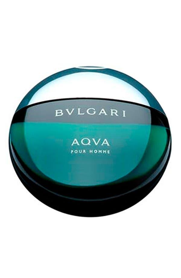 Alternate Image 1 Selected - BVLGARI 'AQVA pour Homme' Eau de Toilette Spray