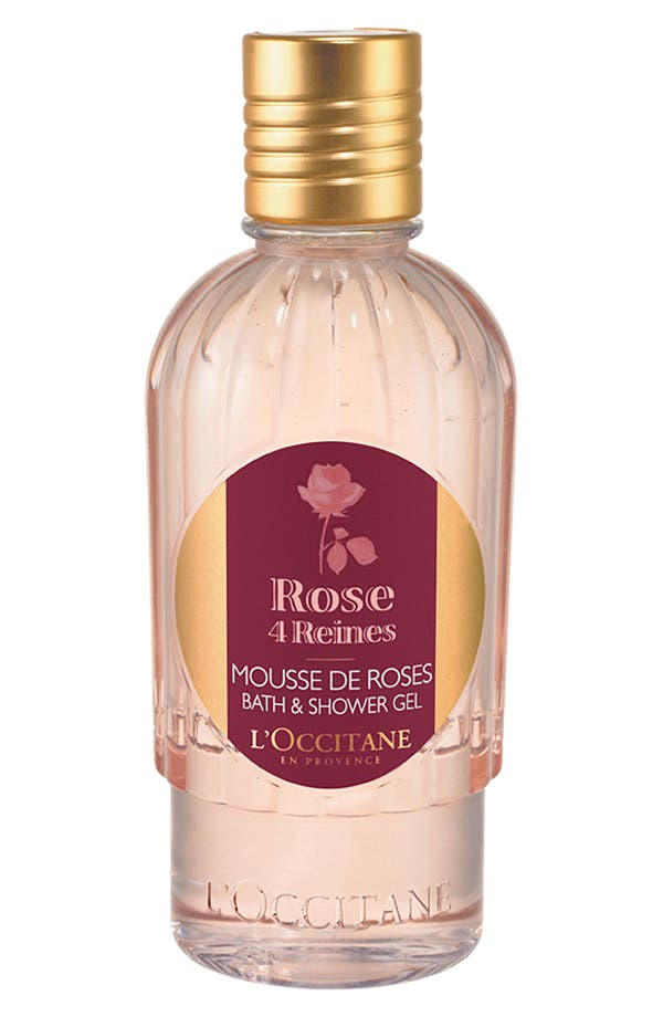 Alternate Image 1 Selected - L'Occitane 'Rose 4 Reines' Bath & Shower Gel