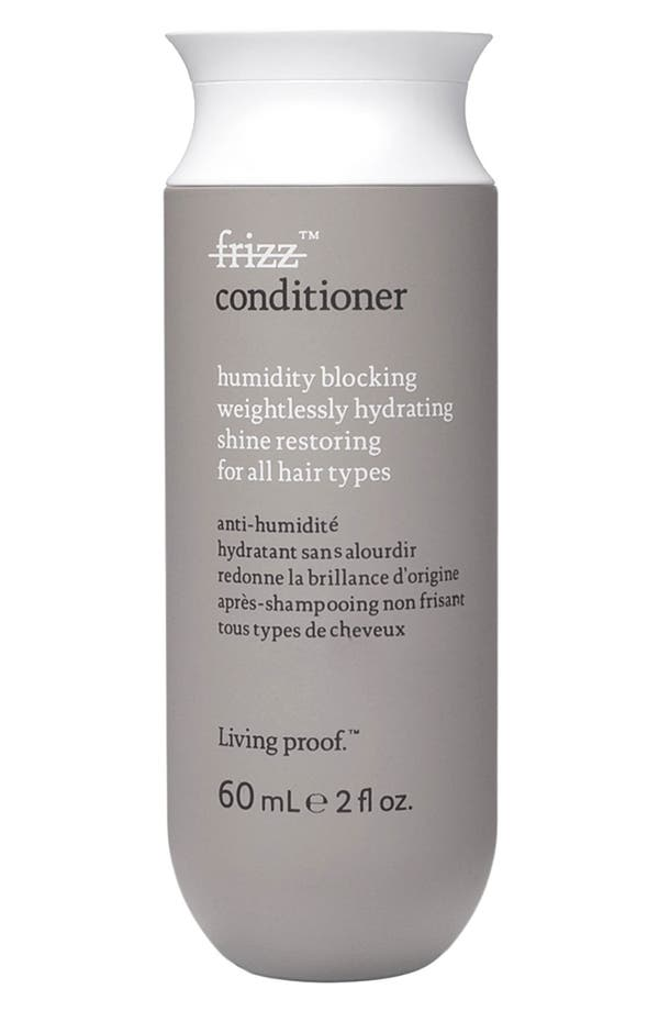 Main Image - Living proof® 'No Frizz' Humidity Blocking Conditioner for All Hair Types (2 oz.)