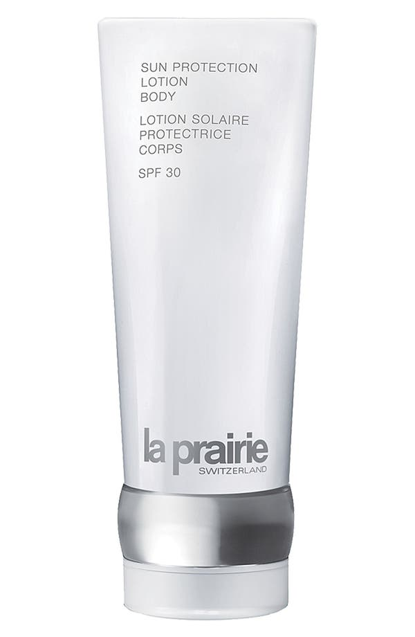 Alternate Image 1 Selected - La Prairie Sun Protection Lotion for Body SPF 30