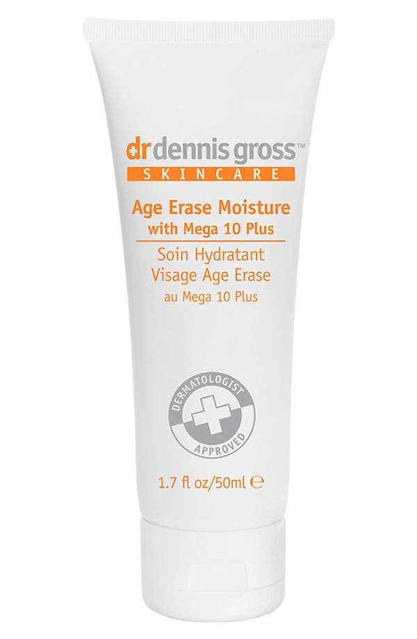 Alternate Image 1 Selected - Dr. Dennis Gross Skincare Age Erase Moisture with Mega 10 Plus (Nordstrom Exclusive)