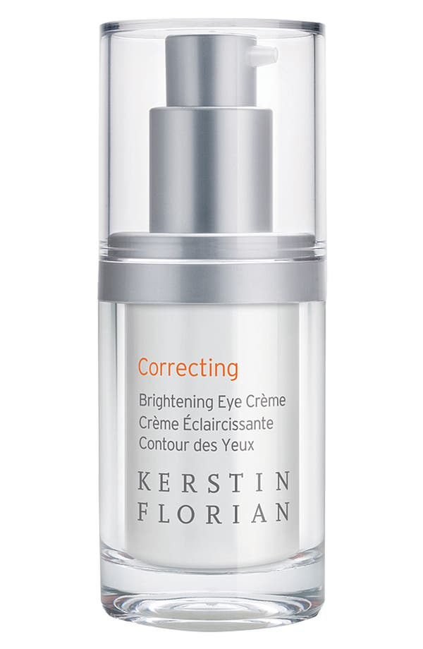Alternate Image 1 Selected - Kerstin Florian Correcting Brightening Eye Crème