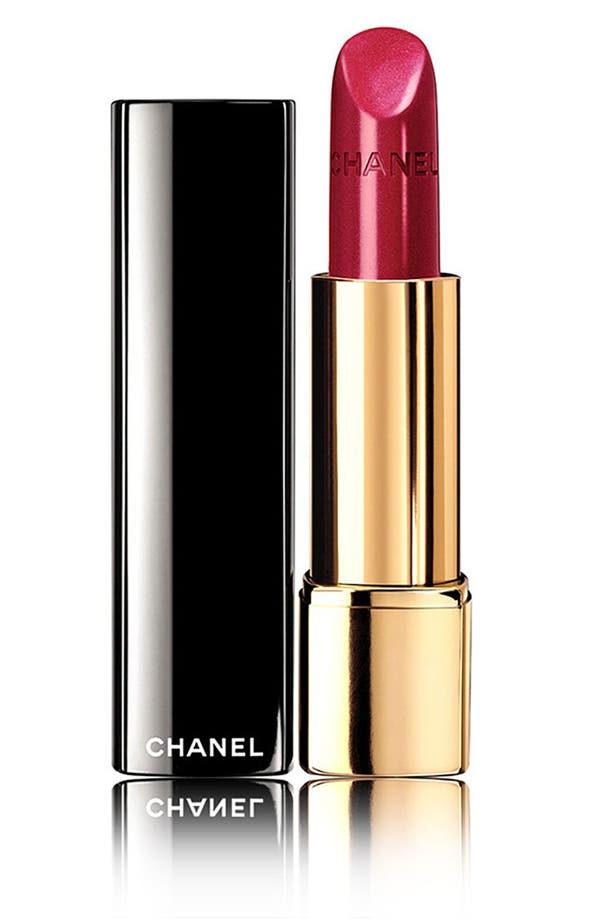Alternate Image 1 Selected - CHANEL ROUGE ALLURE LUMINOUS SATIN LIP COLOUR