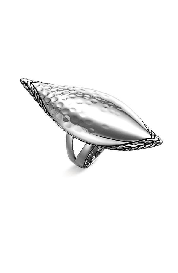Alternate Image 1 Selected - John Hardy 'Palu' Large Sail Ring