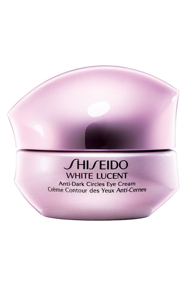 Alternate Image 1 Selected - Shiseido 'White Lucent' Anti-Dark Circles Eye Cream