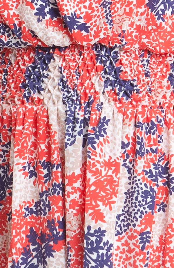 Alternate Image 3  - Jessica Simpson Smock Waist Kimono Sleeve Dress