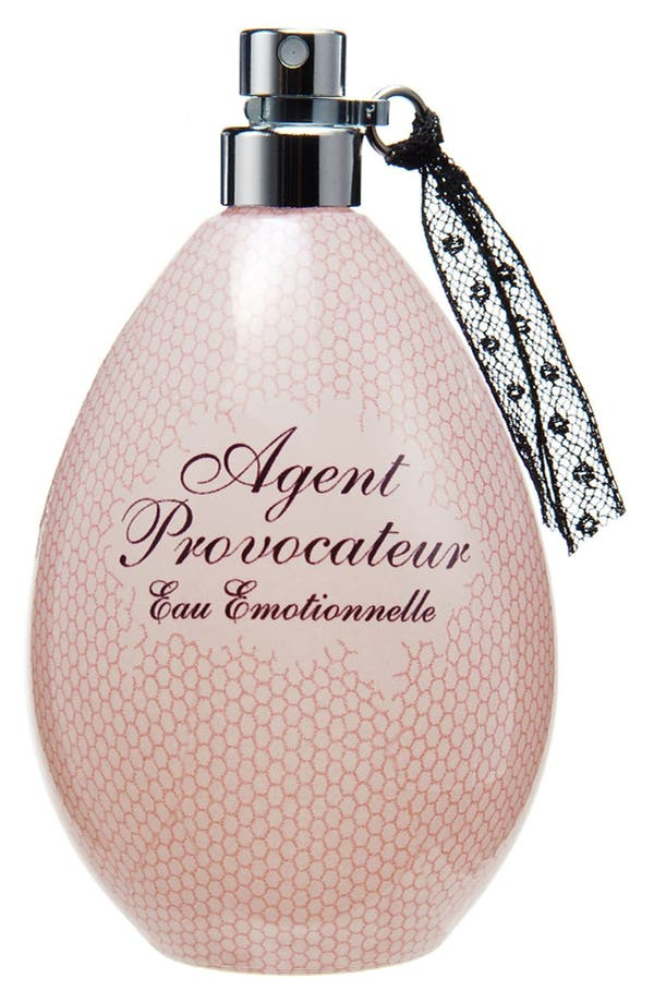 Alternate Image 1 Selected - Agent Provocateur 'Eau Emotionnelle' Eau de Toilette