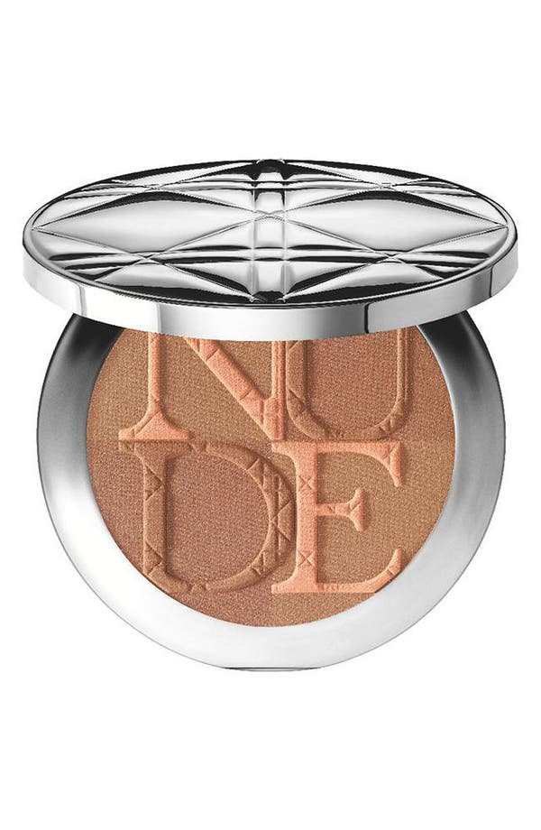 Alternate Image 1 Selected - Dior 'Diorskin Healthy Glow' Enhancing Powder Bronzer