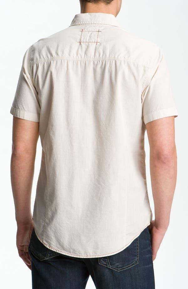 Alternate Image 2  - Jeremiah Chambray Woven Shirt