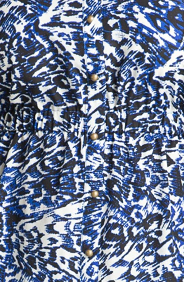 Alternate Image 3  - Bellatrix Print Maxi Dress (Plus)