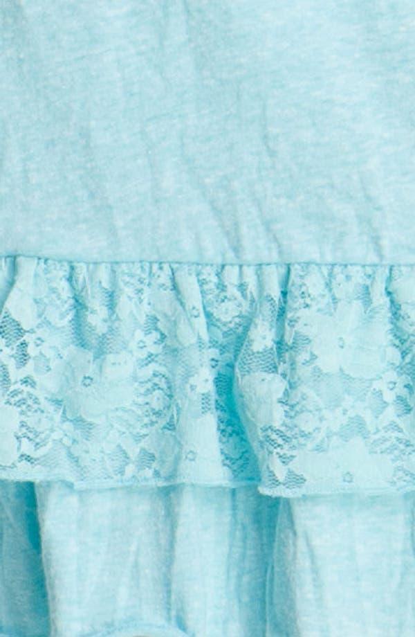 Alternate Image 3  - Make + Model 'Frou Frou' Sleep Shirt