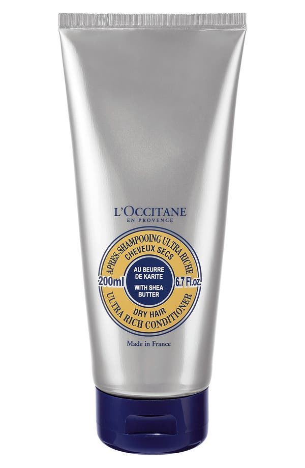 Alternate Image 1 Selected - L'Occitane Shea Butter Ultra Rich Conditioner