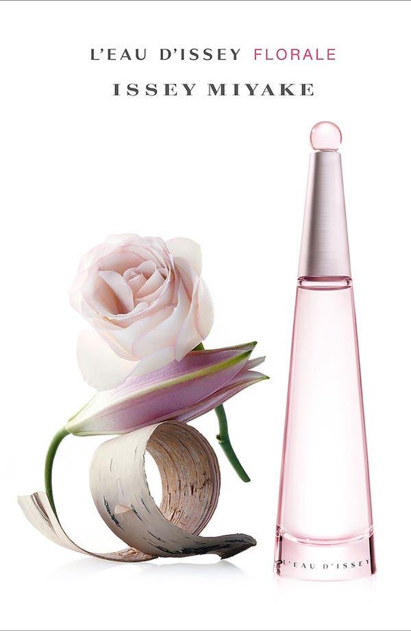 Alternate Image 2  - Issey Miyake 'L'Eau d'Issey Florale' Eau de Toilette