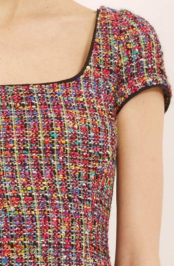 Alternate Image 3  - Moschino Cheap & Chic Tweed Dress
