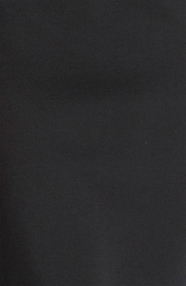 Alternate Image 3  - St. John Collection Milano Knit Turtleneck Dress