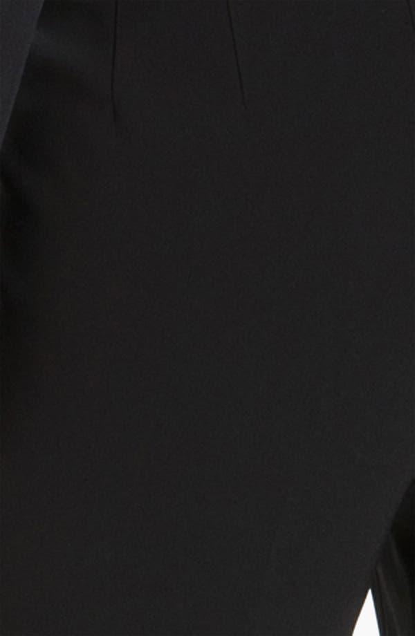 Alternate Image 3  - St. John Collection 'Shelley' Crepe Marocain Pants