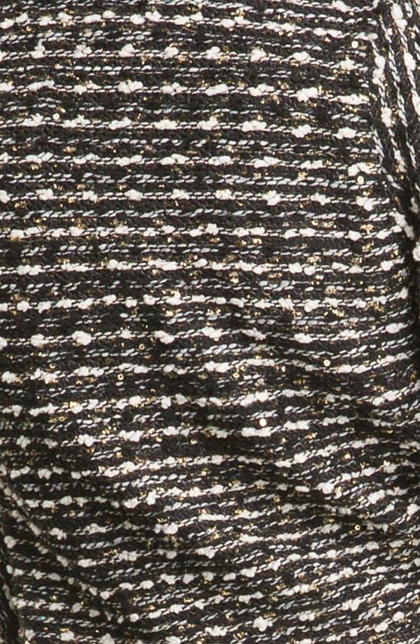 Alternate Image 3  - Mcginn Sequin Knit Open Cardigan (Nordstrom Exclusive)