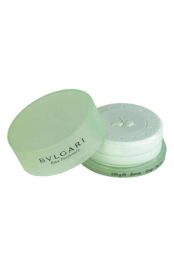 Alternate Image 1 Selected - BVLGARI 'Eau Parfumée Au thé Vert' Deluxe Soap