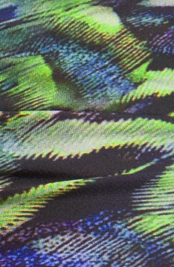 Alternate Image 2  - Cara 'Swirly Peacock' Head Wrap