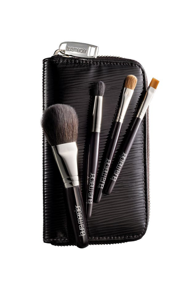 Main Image - Laura Mercier 'Touch-Up' Brush Set for Eyes & Cheeks (Nordstrom Exclusive) ($136 Value)