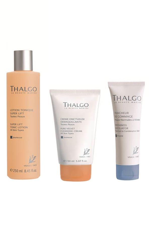 Alternate Image 1 Selected - Thalgo 'Cleanse & Lift' Set ($112 Value)