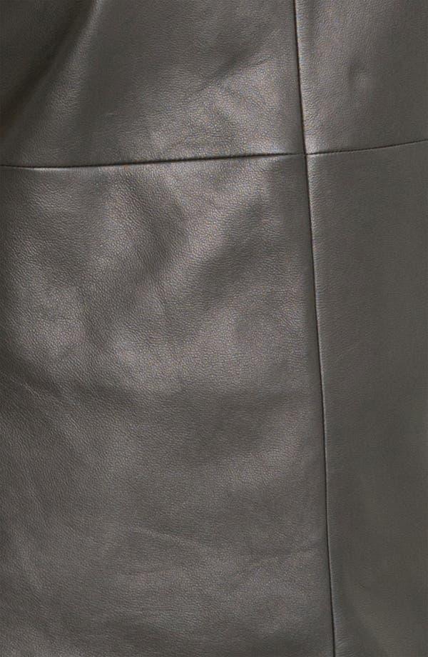 Alternate Image 3  - Trouvé Leather Tank