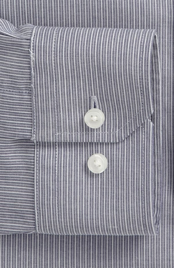 Alternate Image 2  - Calibrate Trim Fit Non Iron Dress Shirt