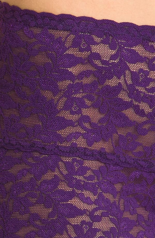 Alternate Image 2  - Hanky Panky Retro Lace Hotpants
