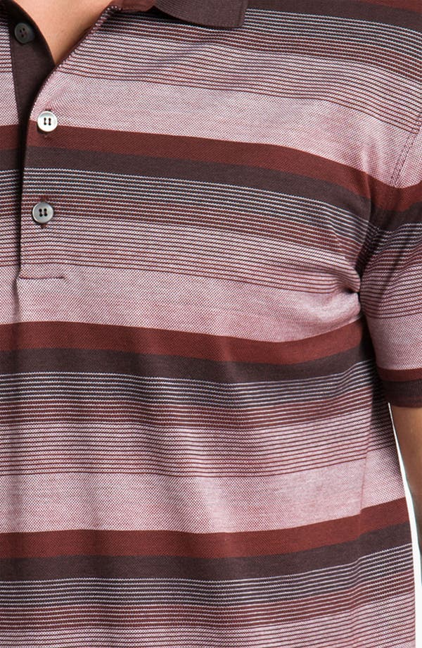 Alternate Image 3  - BOSS Black 'Fino 26' Regular Fit Polo