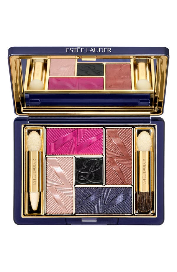 Alternate Image 1 Selected - Estée Lauder 'Violet Underground' Pure Color 5-Color Eyeshadow Palette
