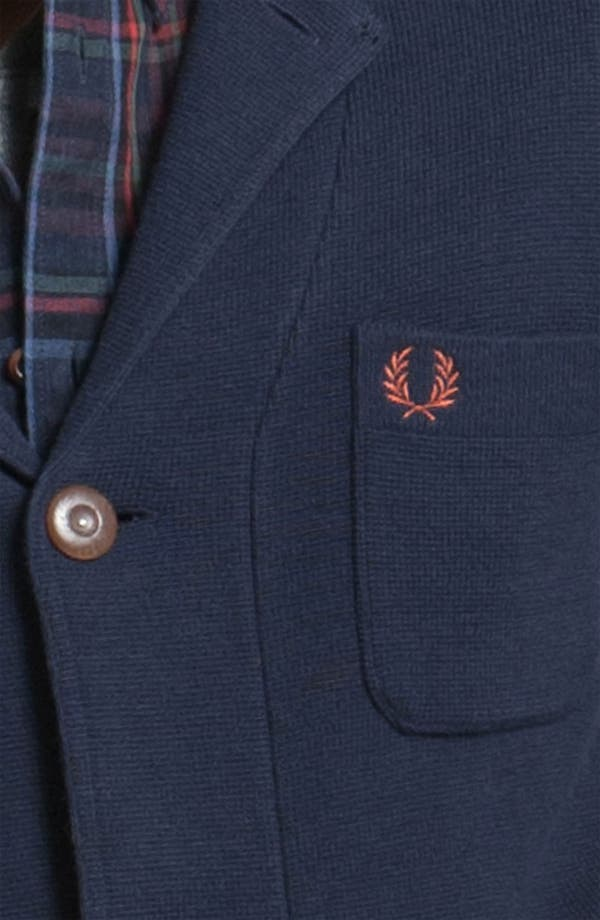 Alternate Image 3  - Fred Perry Jacket Cardigan