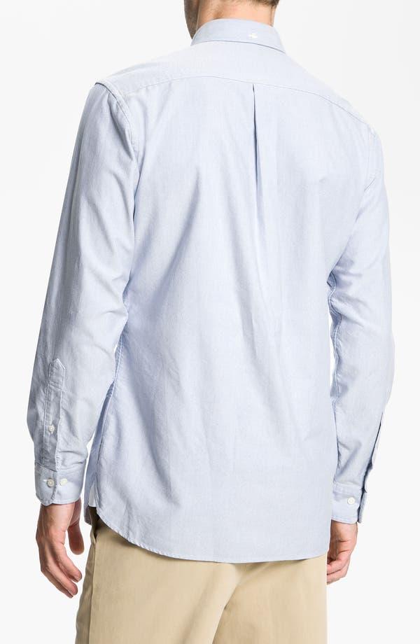 Alternate Image 2  - Brooks Brothers Oxford Shirt
