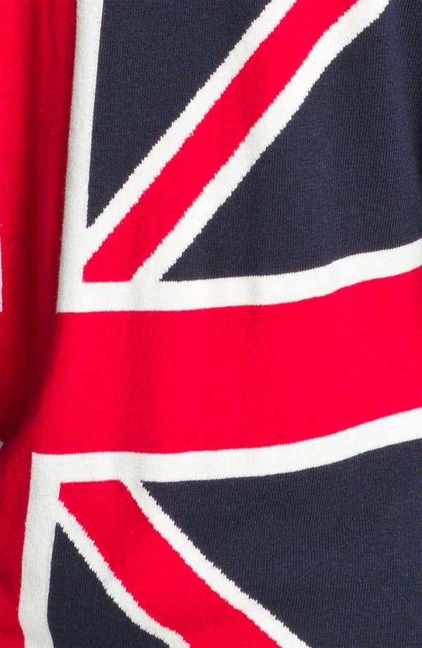 Alternate Image 3  - Press 'British Intarsia' Snap Front Cardigan