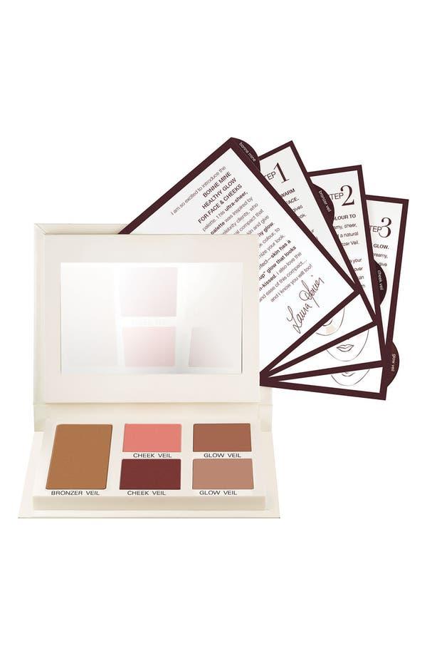 Alternate Image 1 Selected - Laura Mercier 'Bonne Mine Healthy Glow' Face & Cheeks Color Palette