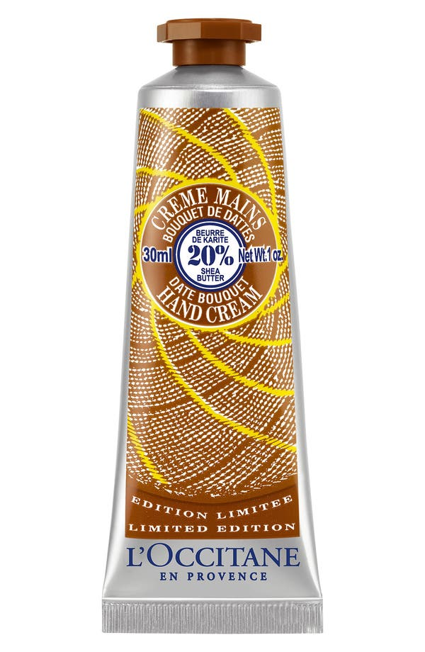Alternate Image 1 Selected - L'Occitane 'Date Bouquet' Hand Cream