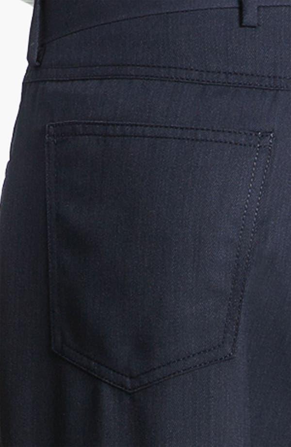 Alternate Image 3  - Zanella 'Dustin' Twill Trousers