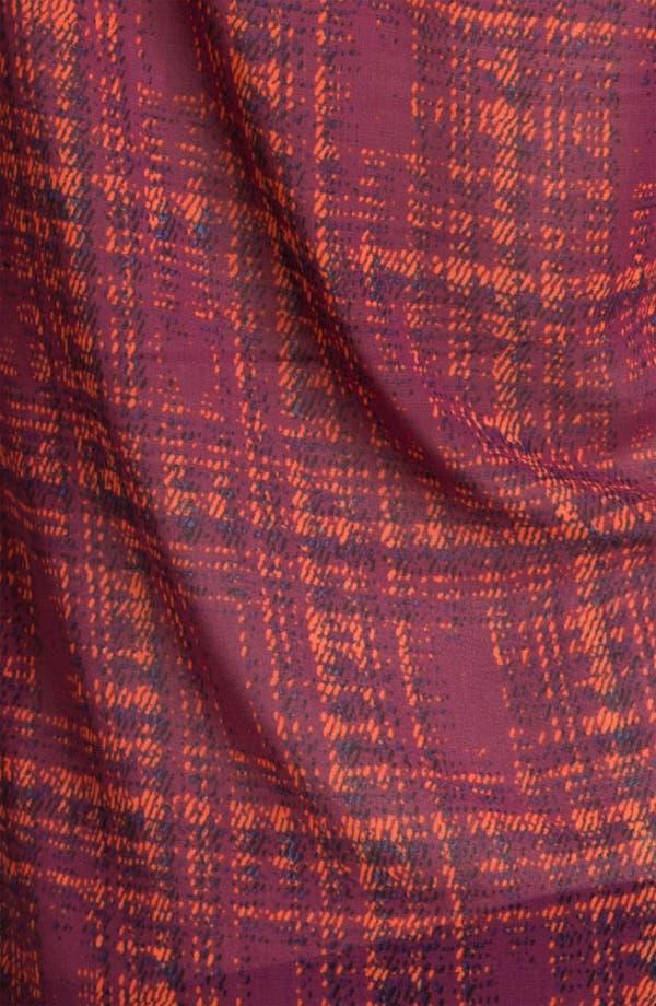 Alternate Image 3  - Hinge® Print Lace Panel  Shirt