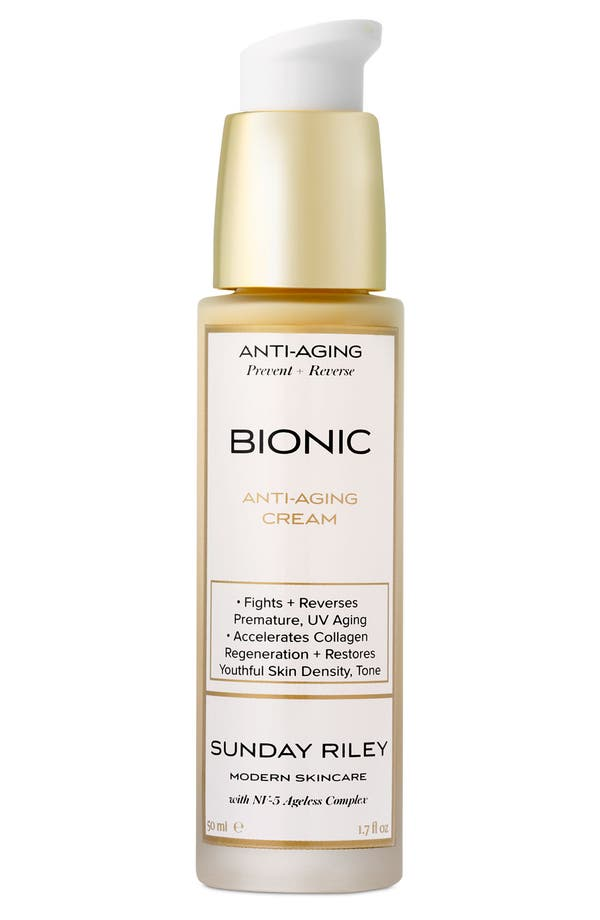 Alternate Image 1 Selected - Sunday Riley 'Bionic' Anti-Aging Cream